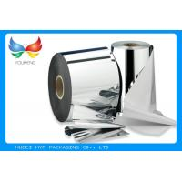 Buy cheap PS Label Transparent Self Adhesive Film Metalized Polyester Facestock Films from wholesalers