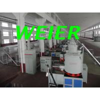 Wholesale Wood Plastic Composite Pelletizing Machine / Plastic Granules Machine from china suppliers