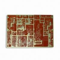 Buy cheap Multilayer PCB with 1.83mm Board Thickness and Immersion Gold Surface Finish from wholesalers