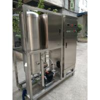 Quality industrial ozone generator for cosmetic processing water treatment for sale
