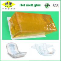 Wholesale Yellow And Eva Material Hot Melt Adhesive For Diapers And Sanitary Napkin from china suppliers