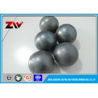 Wholesale 80mm high Chromium ball , High Chrome cast iron balls ,Casting Grinding Balls , Cr 32 % from china suppliers