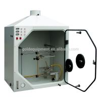 Buy cheap ISO 1210 UL94 Horizontal /Vertical Burning Chamber from wholesalers