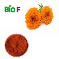 Wholesale Organic Marigold Extract Powder With Lutein Ester Antitumous Effect from china suppliers
