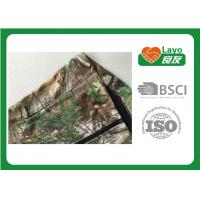 Quality Hoody Waterfowl Hunting Clothing , Embroidery Camo Hunting Jacket For Women for sale