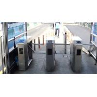 Wholesale Barcode Ticket Tripod Pedestrian Turnstile Gate With Stainless Steel from china suppliers