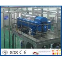 Wholesale 5 - 50 T/H Juice Making Machine Apple Processing Line For Apple / Pear Juice from china suppliers