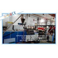 Wholesale PVC Hollow Out Type Floor Mat Extrusion Machine / Production Line from china suppliers