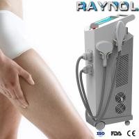 Quality Lightsheer Painless IPL Laser Machine , 808nm Permanent Diode Laser Hair Removal Machine for sale