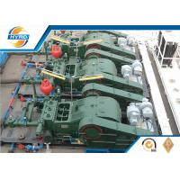 Wholesale Oilfield Triplex Mud Pump With Smooth Operation System , High Speed from china suppliers