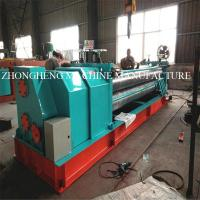 Wholesale 11 Kw Barrel Corrugated Roof Tile Machine , Corrugated Roll Forming Machine from china suppliers