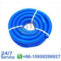 Wholesale Blue plastic tube connectors filter connection swimming pool vacuum hose - T909 from china suppliers
