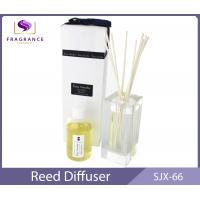 Wholesale indoor volatile 60ml Lavender Essential Oil Reed Diffuser for beauty salon from china suppliers