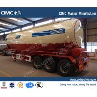 Wholesale CIMC 40m3 Silo Cement Trailer (manufacturer) from china suppliers