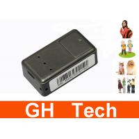 Buy cheap Mini Realtime GPRS GSM GPS Tracker for KID/Car/Dog Tracker Device from wholesalers