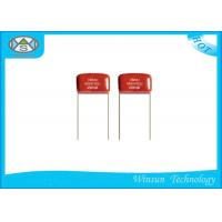 Wholesale High Voltage Metallized Polyester Film Capacitor 1600V 2000V CBB81 Capacitor For Meter from china suppliers