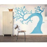 Wholesale PVC Decoration Tree Wall Stickers F239 / House Decoration from china suppliers