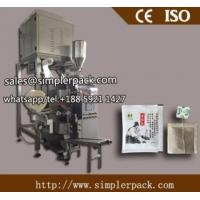 Wholesale Multi-function Inner and Outer Anise Tea Bag Packing Machine with Electric Scale from china suppliers