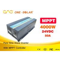 Wholesale Home Use 4000 Watt Solar PV Inverter For Ground Mounting System High Efficiency from china suppliers