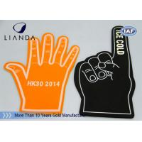 Wholesale Custom Foam Pointy Finger Gesture 18-100D for concert / advertisement from china suppliers