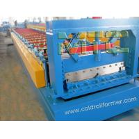 Buy cheap Standing Seam Roofing Roll Forming Machine from wholesalers