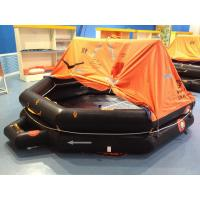 Wholesale Life raft with CCS/ABS/SOLAS Throw over type inflatable life raft from china suppliers