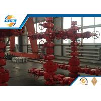 Quality API 6A X-Mass tree / Christmas Tree / Wellhead Equipment for Oilfield , Oilfield Vehicles for sale
