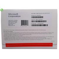 Wholesale Microsoft Windows 10 Home / Windows 10 Professional OEM 64 bit With Online Activation Guarantee from china suppliers