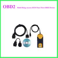 Wholesale New High quality Multi-Di@g Access J2534 Pass-Thru OBD2 Device  from china suppliers