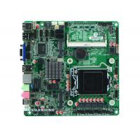 Wholesale Intel® Core™ i3/i5/i7 CPU all in one PC Motherboard 2COM , 9USB2.0 ,VGA HDMI LVDS display from china suppliers