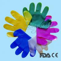 Wholesale Colored long Veterinary PE Gloves for disosable use from china suppliers