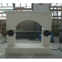 Wholesale Marble fireplace mantles from china suppliers