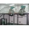 Buy cheap Capsule Manufacturing Machine Three Layered Water Bathe Gelatin Service Tank from wholesalers