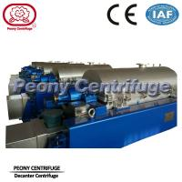 Wholesale High Speed Scroll Discharge Decanter Industrial Centrifuge Salt Chemical from china suppliers
