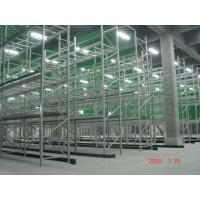 Wholesale Warehouse VNA Pallet Racking With Powder Coated / Galvanized Surface Treatment from china suppliers
