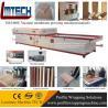 Buy cheap custom pvc carved wooden doors furniture vacuum membrane press machine from wholesalers
