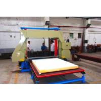 Wholesale Hydraulic Polyurethane / PU Foam Cutting Machine For Sponge Sheet Automatic Control from china suppliers