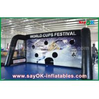 Wholesale Outdoor Inflatable Projection Screen Air Blow Up Portable Movie Screen For Sale from china suppliers