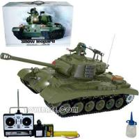 Wholesale Toys R/C Smoking Tank-Snow Leopard (RZH52029) from china suppliers