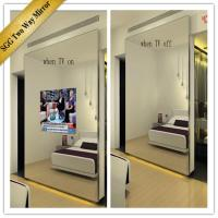 Wholesale hidden televisions two way mirror 2mm 3mm 4mm 5mm 6mm from china suppliers