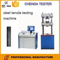 Wholesale WAW-300BHydraulic Universal Testing Machine +Universal Tensile Testing Machine+Tensile Strength Testing Machine from china suppliers
