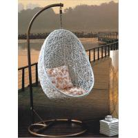 Wholesale living gazebo rattan hanging swing chair with UV-RESISTANT from china suppliers