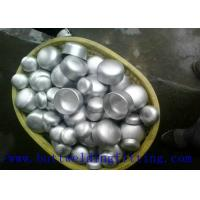 Wholesale Seamless / Weld Stainless Steel Pipe Cap ASTM A403 WP304 WP316 Size 1 - 72 Inch from china suppliers