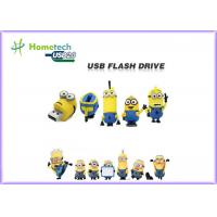 Wholesale New Pendrive usb flash drive u disk 64GB 32GB 16GB 8GB 4GB Despicable Me 2 Pen drive Memory stick flash card lovely from china suppliers
