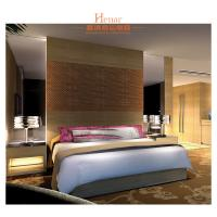 Wholesale Country Style Hotel Bedroom Furniture Beds With Ash Wood And Plywood from china suppliers