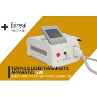 Wholesale Portable Q Switch Laser Tattoo Removal Equipment With Infrared Ray Indicator from china suppliers