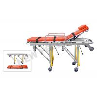 Full Automatic Loading Detachable Emergency Rescue Stretcher with IV pole