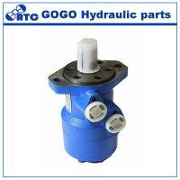 Wholesale Axial Distribution Type Hydraulic Gerotor Motors With Low Speed , High Torque Shaped from china suppliers