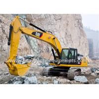 Wholesale CAT 330D2L Hydraulic Crawler Excavator 9.6 rpm Swing Speed with 1.54m³ bucket from china suppliers
