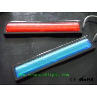 Wholesale red and blue cob LED Daytime Running DRL Day Light FLASH IGNITION from china suppliers